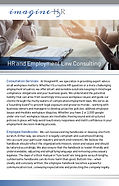 1 HR and Employment Law Consulting print