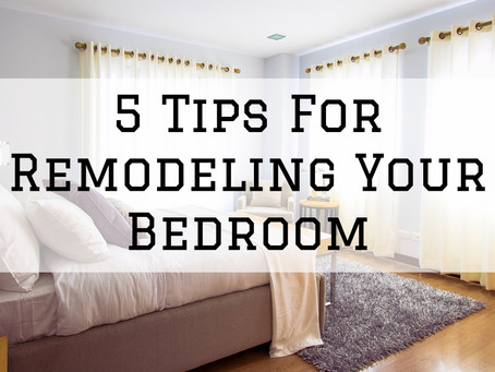 5 Tips For Remodeling Your Bedroom in Cincinnati, OH