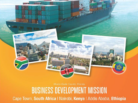 2019 Business Miami-Dade Business Development Mission to Africa