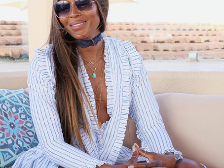 Naomi Campbell To Become Magical Kenya International Ambassador