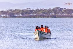 boating naivasha