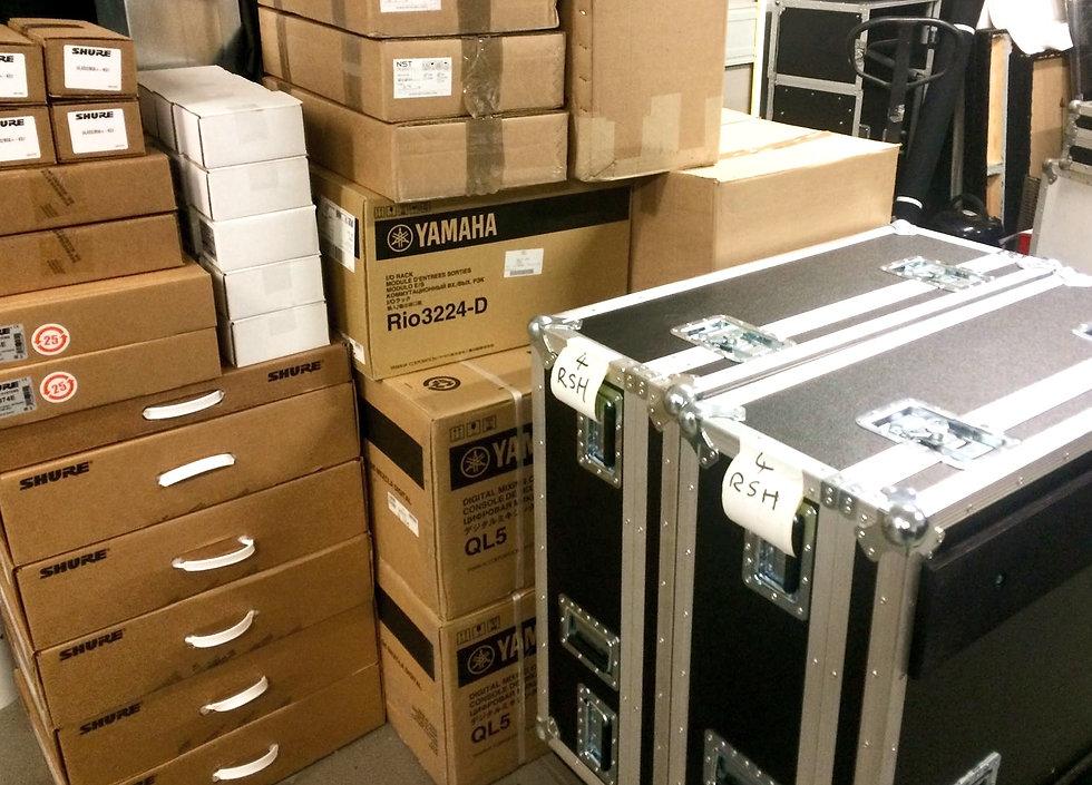 Pro Audio Trade Sales