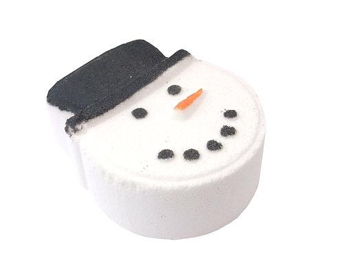 Cool Snowman Bath Fizzer