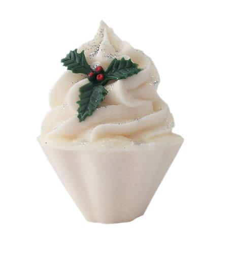 White Christmas Bath Creamer