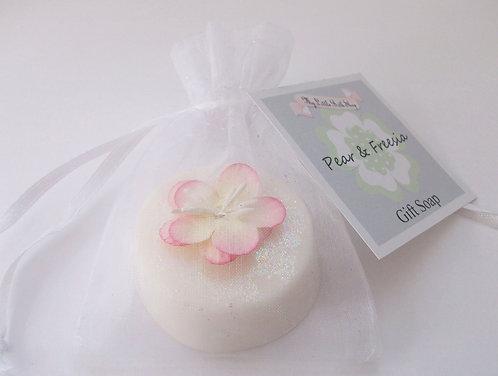 Pear & Freesia Gift Soap