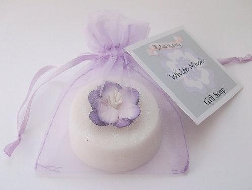 White Musk Gift Soap