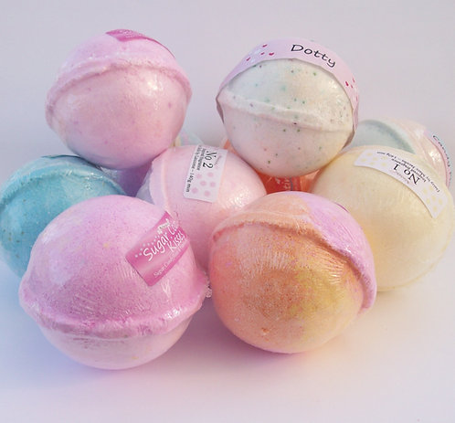 Bargain Bath Bombs