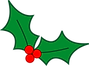 green-christmas-holly-leaves-clip-art-24