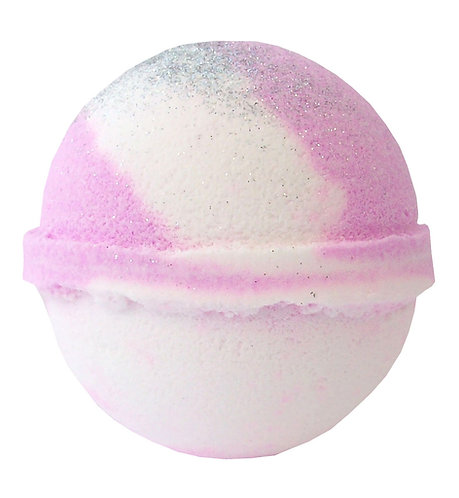 Strawberry Prosecco Bath Bomb