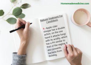 Natural Treatment for Vaginal Candidiasis