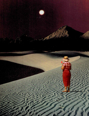 Strange Times // Katie Barber — Fine Art