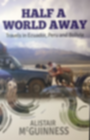 Front cover Half a World Away.png