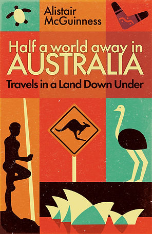 Half a World Away in Australia ebook cov