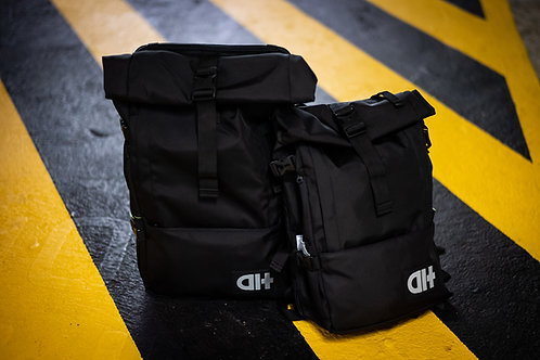 Native Backpack (Midnight Black)