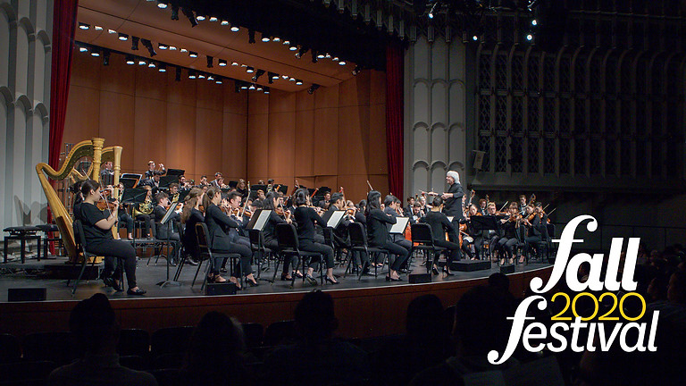 An Evening with the USC Thornton Symphony
