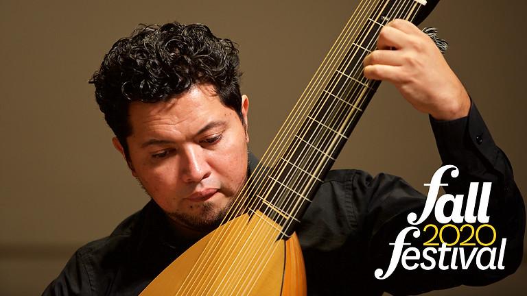 """The Baroque Sinfonia presents """"Vaya de jacara nueva: Join in a New Dance"""""""