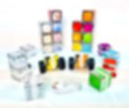 TActbit 26 STEM cube set