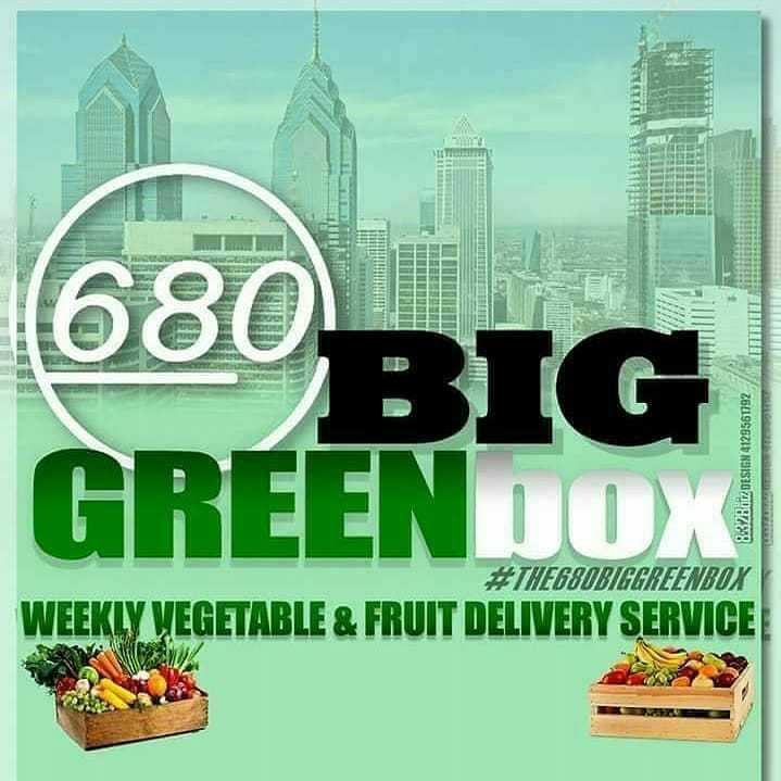 680 BIG GREEN BOX