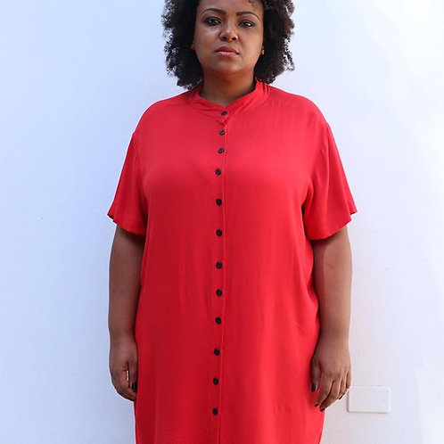 Chemise Comfy Red