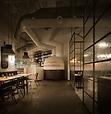 restaurantes ginos, sandra martin simon, ojode pez arquitectura