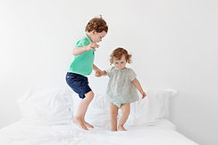 Jumping on the Bed