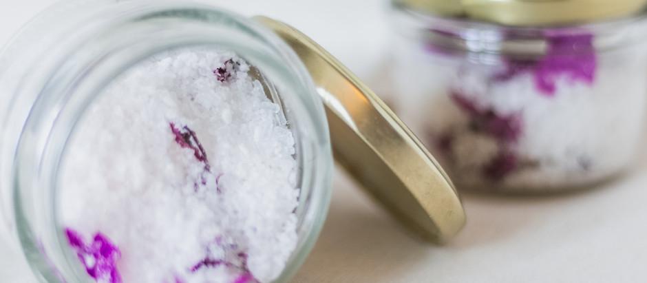 [DIY n°1] Comment faire un sel de bain aphrodisiaque