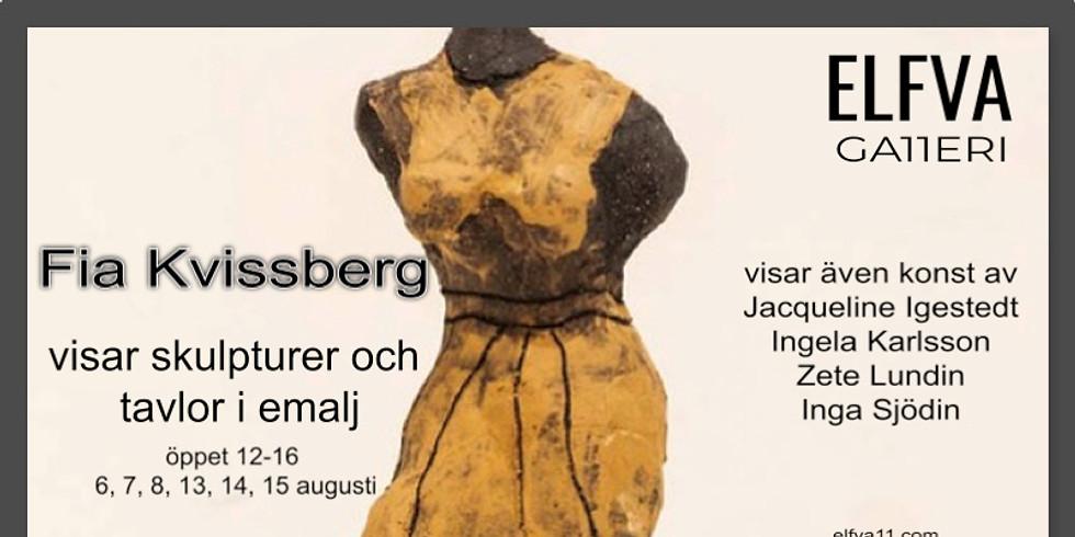 Augusti med Fia Kvissberg