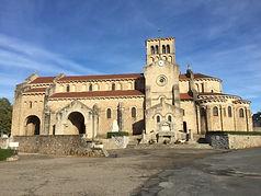 Eglise Romane Châtel-Montagne