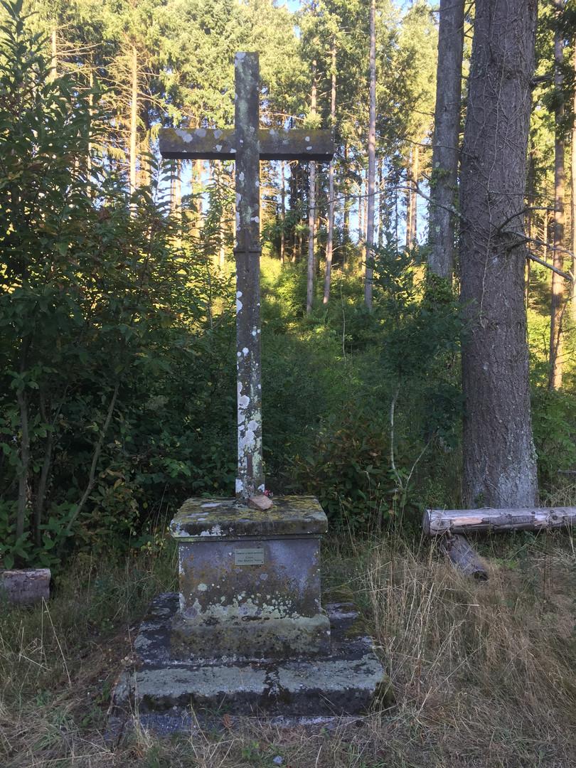 "Het kruis op de ""Quatre Vents"""