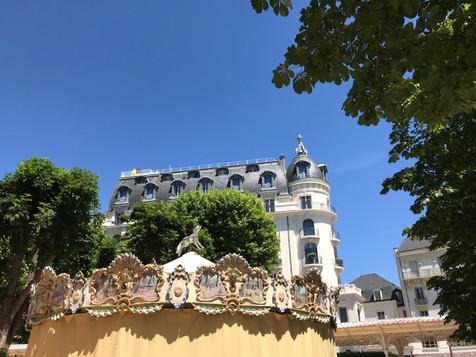 Hotel Astoria Vichy