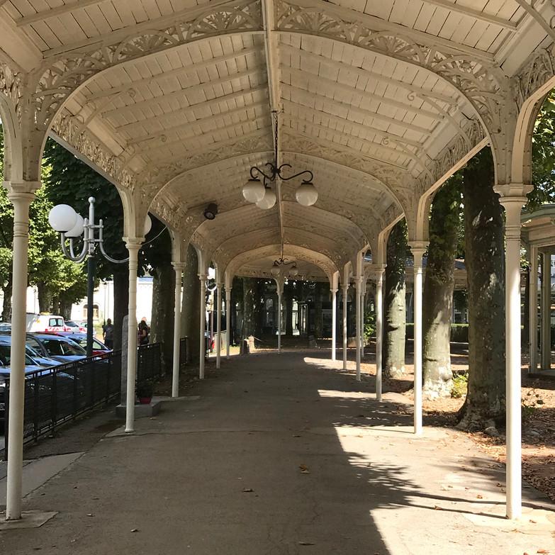 Galleries de Vichy