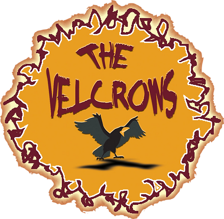 Velcrows CD Cover.tif
