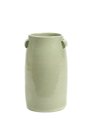 Jars Pottery By Serax - Vaas Groen S