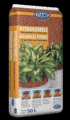 Viano Hydrokorrels