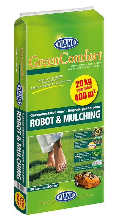Viano GreenComfort Robot & Mulching