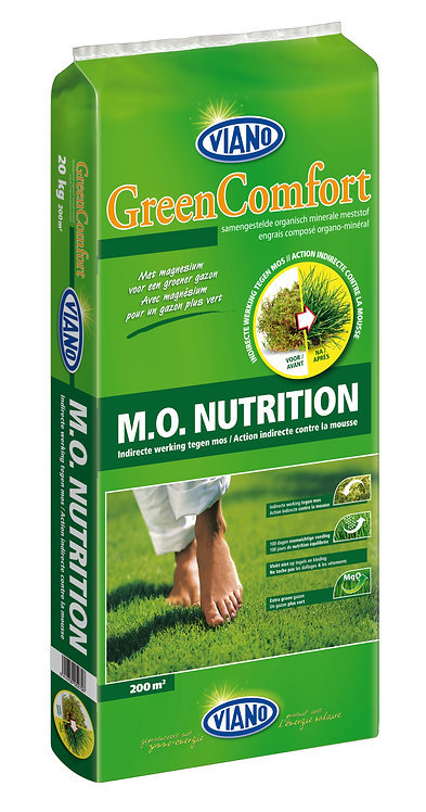 Viano GreenComfort M.O. Nutrition