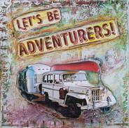Let's be Adventurers