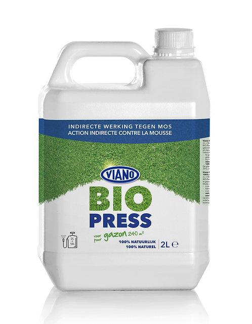 Viano BIO PRESS indirecte werking tegen mos