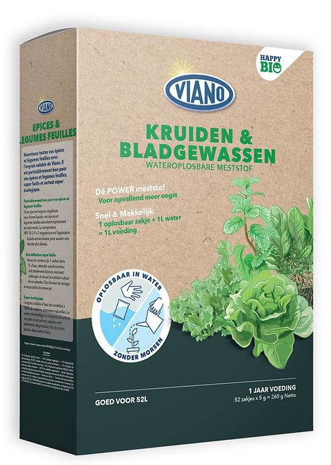 Happy BIO Kruiden & Bladgewassen