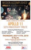 Apollo 11 Special Event Poster