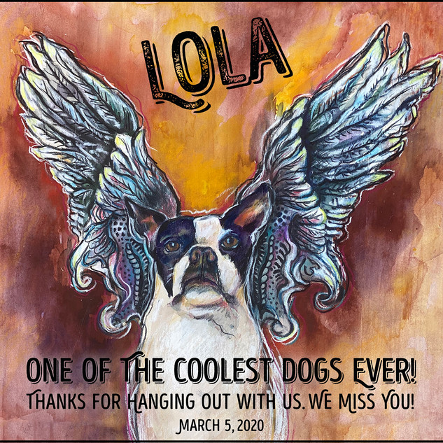 Tribute to Lola