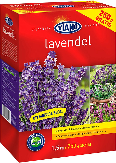Viano Meststof Lavendel
