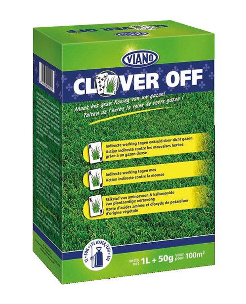 Viano Clever Off - Indirecte werking tegen onkruid en mos