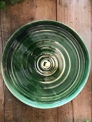 VAL POTTERY - Posh Plate