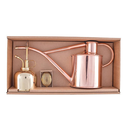 Haws - Gift Set - Rowley Ripple - Copper & Brass