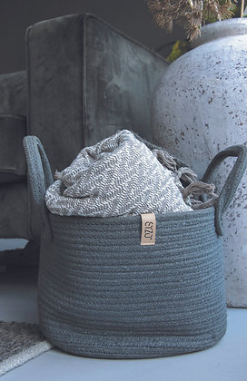Sizo - Storage bag - Antraciet
