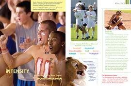 Schreiner University Viewbook Spread