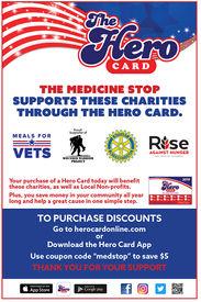 Hero Card Poster