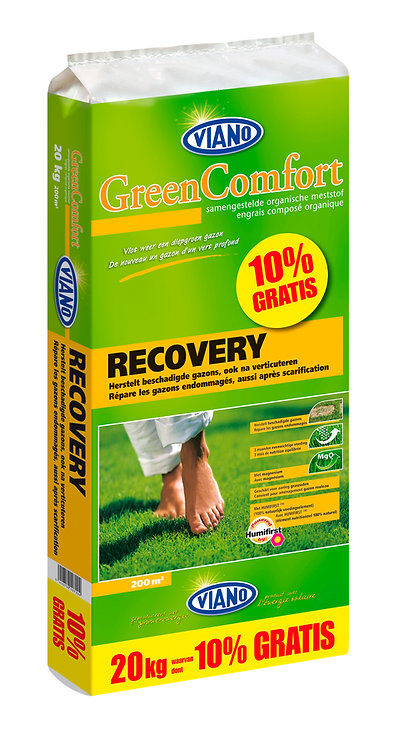 Viano GreenComfort Recovery