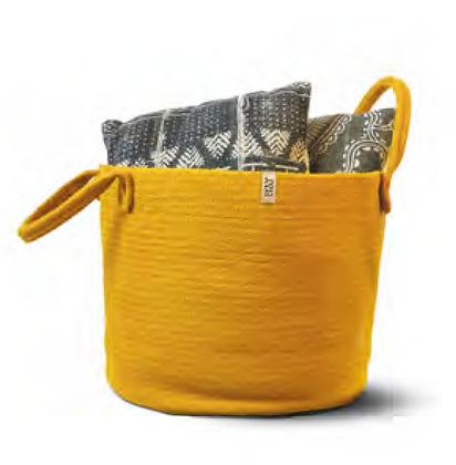 Sizo - Storage bag - Mustard